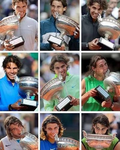 9 Roland Garros