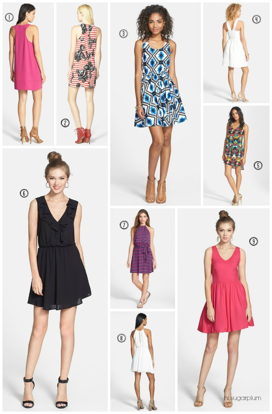 Hi Sugarplum | $50 Summer Dresses
