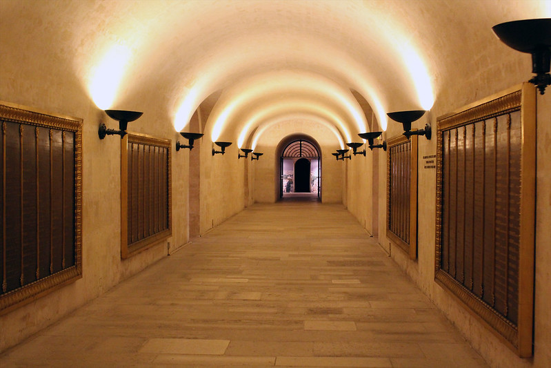 crypte panthéon
