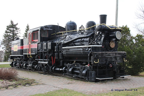 canada canon steamlocomotives shaylocomotives canoneos60d shay70steamlocomotive abitibipowerpaperco iroquoisfallsontario historicansonpark limaohiousa