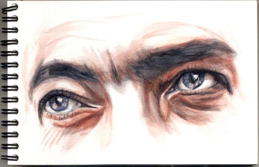 Los ojos de Julio