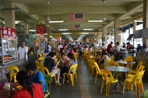Larut Matang Food Court