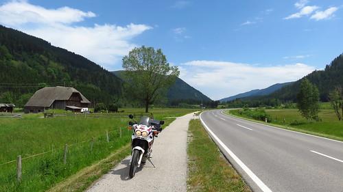 Balkanrunde: Senj - Salzburg