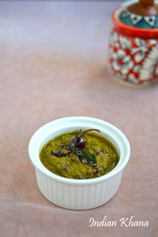 Mint-Pudina-Chutney-Recipe