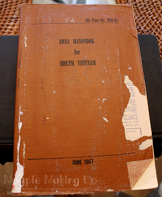 Area Handbook for NV