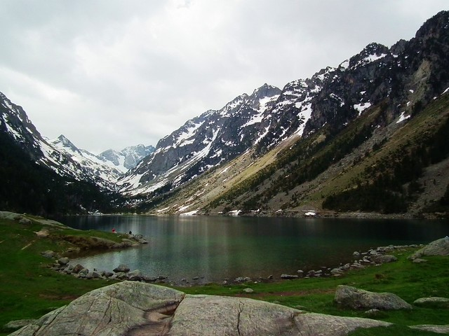 Lac Gaube, France