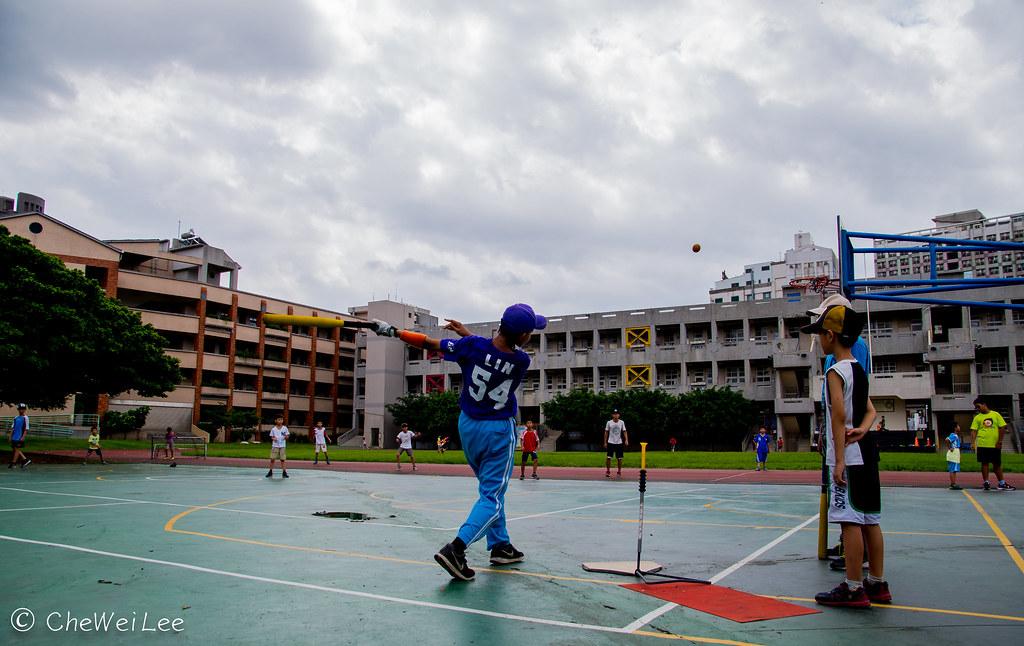 週六才藝社團樂樂棒球班-活動記錄