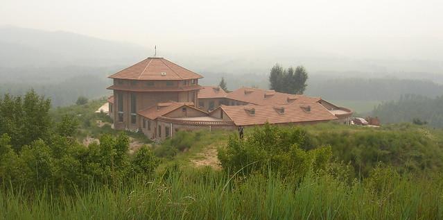 Jardín de San Agustín. Primer convento contemplativo desde Mao