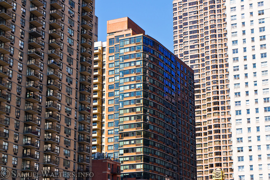 Murray Hill High Rises