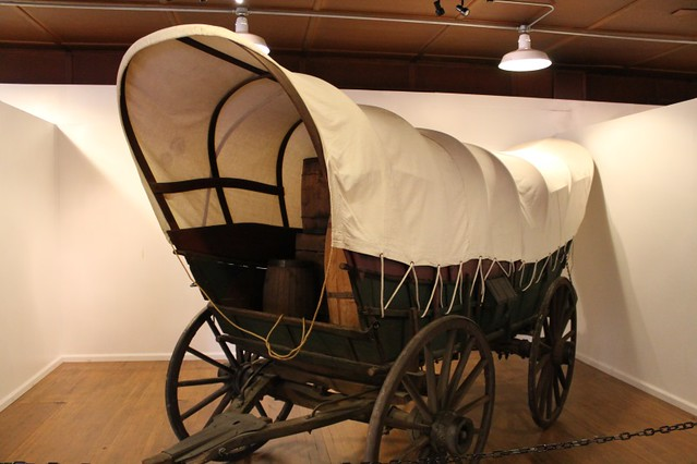 Conestoga wagon - North Carolina Transportation Museum