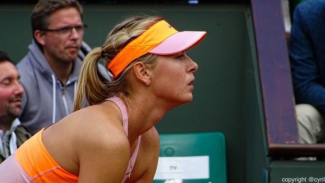 Roland Garros 2014 - Maria Sharapova #rg14