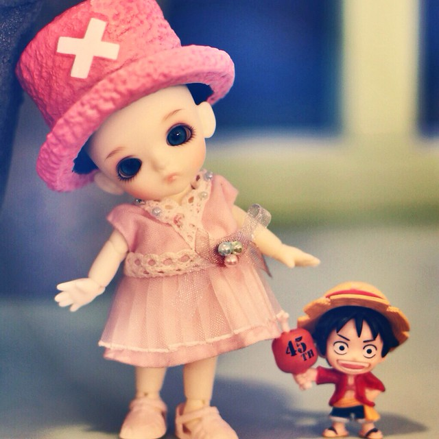Have a nice day #latidoll #latiwhite #balljointdoll #doll #toy