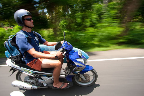 Surf trip on the Bali Coastal Road