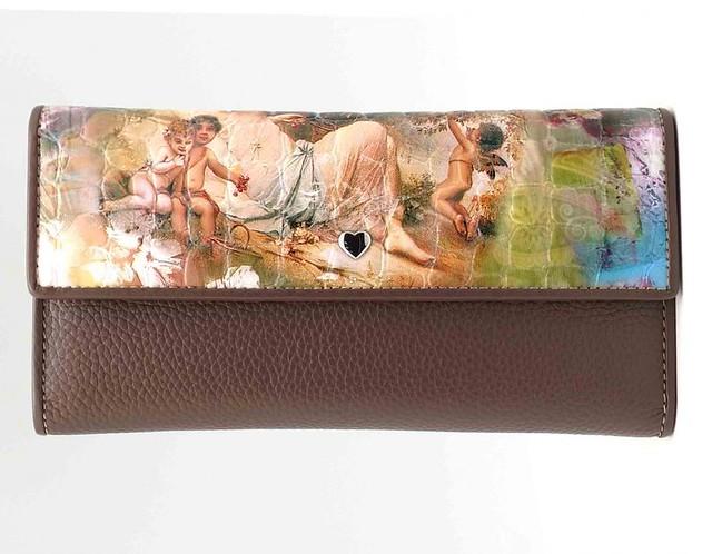 Женские кожаные кошельки и портмоне, коллекция СВ 3171