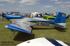 G-KAOS VAN'S RV-7 PFA 323-13956 PRIVATE -Sywell-20130601-Alan Gray-IMG_6487