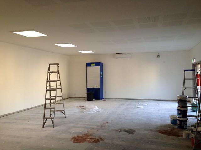 Doveton's renovations June 2014