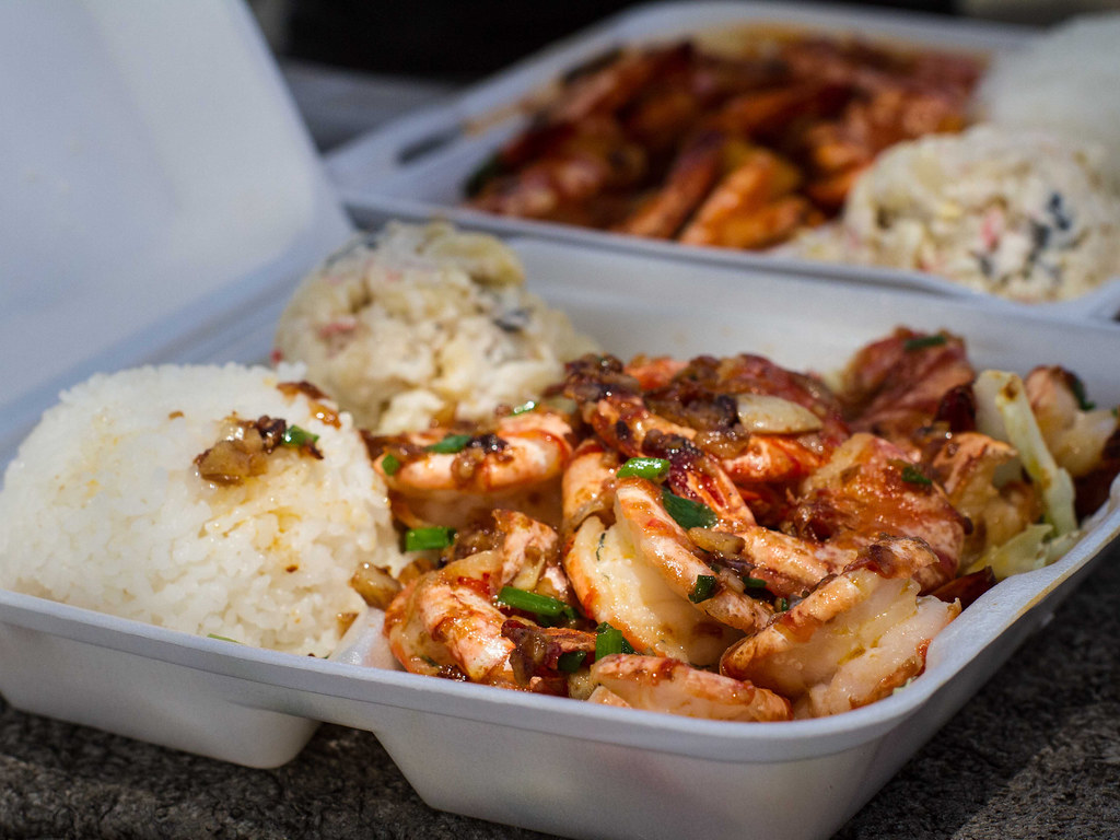 Maui – Geste Shrimp Truck