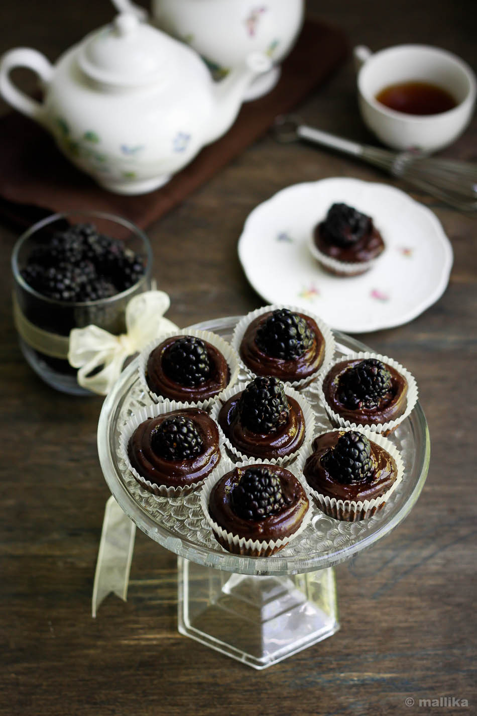 Blackberry Brownie Cupcakes_1