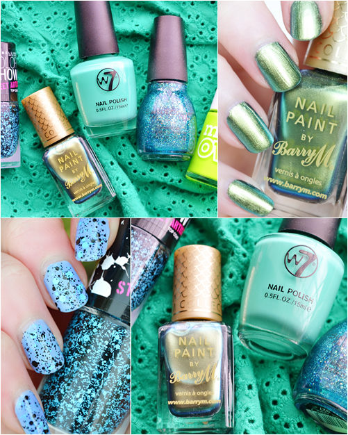 Best_green_nail_polishes