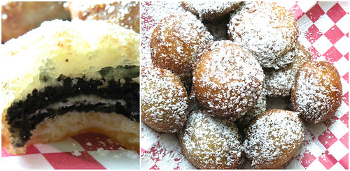 Mrs. Fields Secrets Deep Fried Oreos