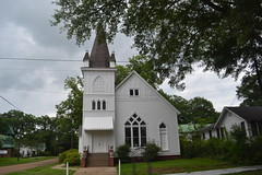 045 Carrollton Presbyterian Church, Carrollton MS