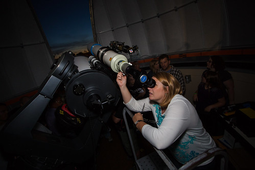Science Rocks - Observatory Night
