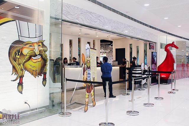 Vikings Luxury Buffet Megamall