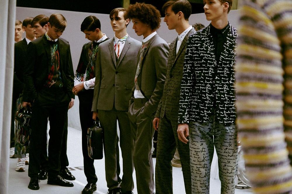 SS15 Paris Dior Homme314_Ben Allen, Lucas Santoni, Gryphon O'Shea, Abiah Hostvedt(dazeddigital.com)
