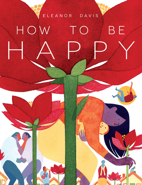How to Be Happy by Eleanor Davis - Cover