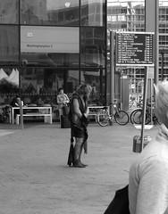 Berlin - Central station - Ecce homo