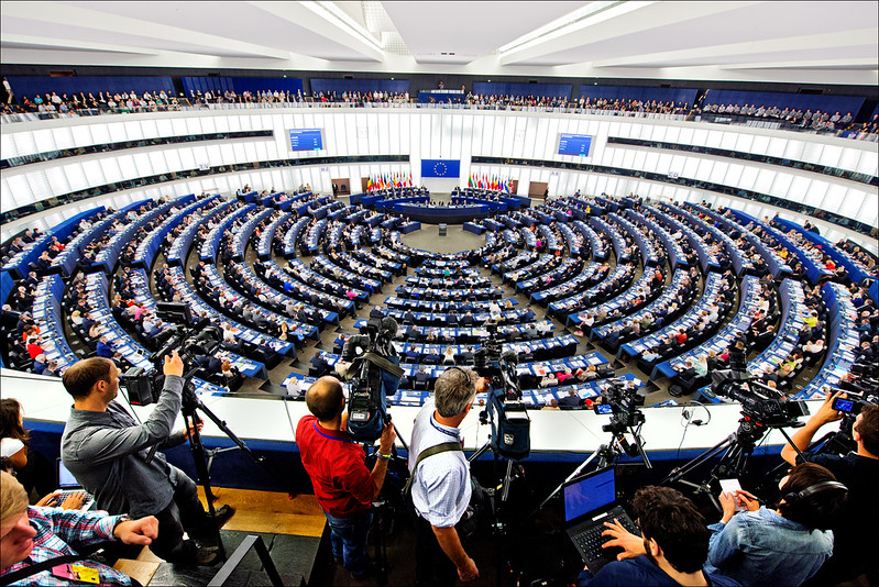 Plenaria PE - Photo credit: European Parliament via Foter.com / CC BY-NC-ND