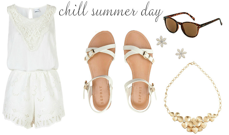 chill summer day