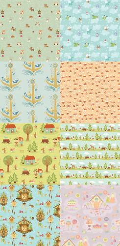 fairy tale fabrics