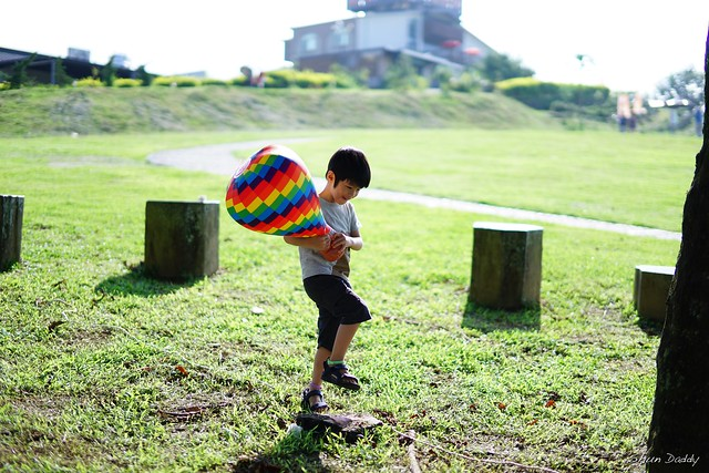 Playing with Balloon