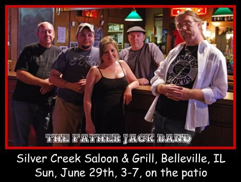 The Father Jack Band 6-29-14
