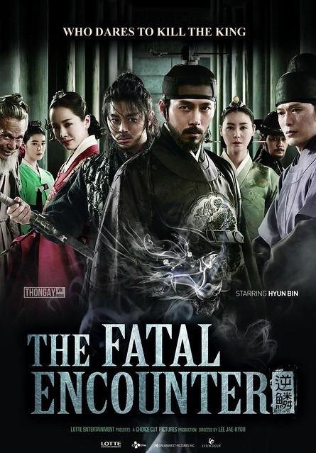 Phim Vận Mệnh Đế Vương - The Fatal Encounter