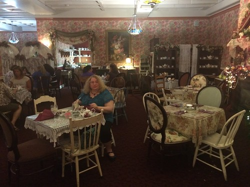 Tea Room in Medina, Oh