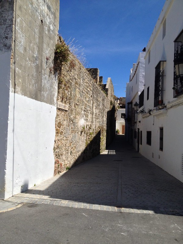 Old streets of Tarifa
