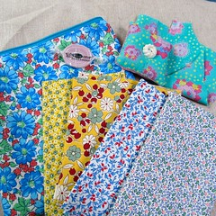 Fat Quarter Swap From Whitepaintedhouse