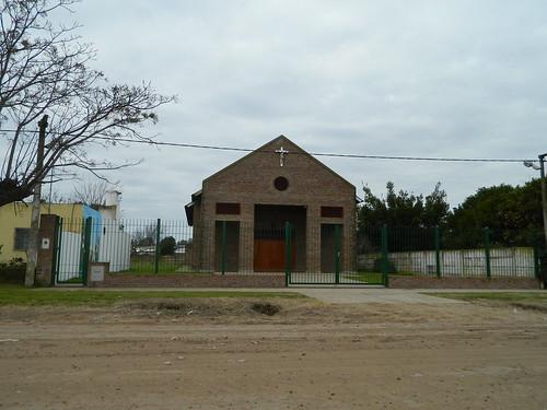 Iglesia - Villa Cañas - Santa Fe