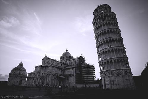 Piazza Dei Miracoli, Pisa. Italy
