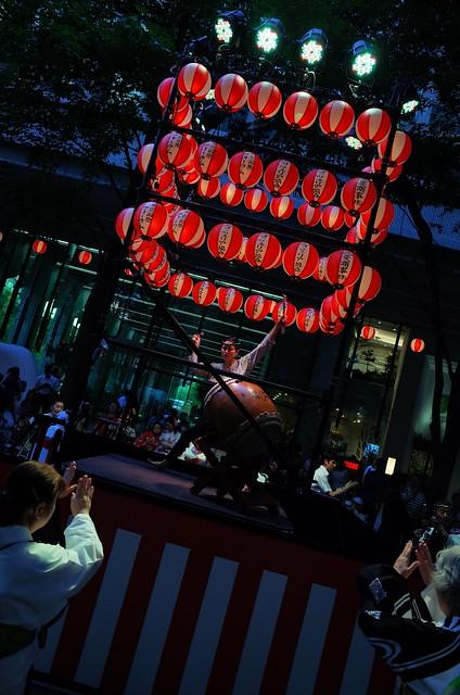 Tokyo Marunouchi Bonodori 04