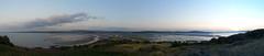 Sunset from Cramond Island