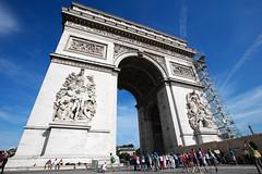 Arc de Triomphe (Arch of triumph)_凱旋門