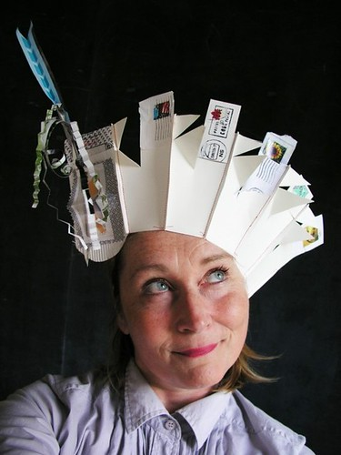 paper-hat-Queen-of-the-Compost