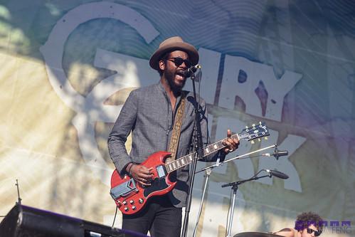 Gary Clark Jr. @ Toronto Urban Roots Festival 7/4/2014