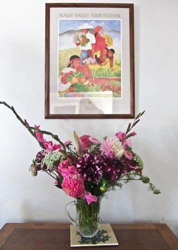 07-26-14 Market Flowers