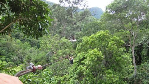 Koh Samui Canopy Adventure