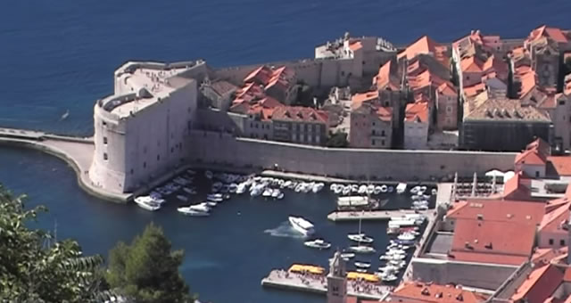 Dubrovnik, Croatia, Good Food Festival