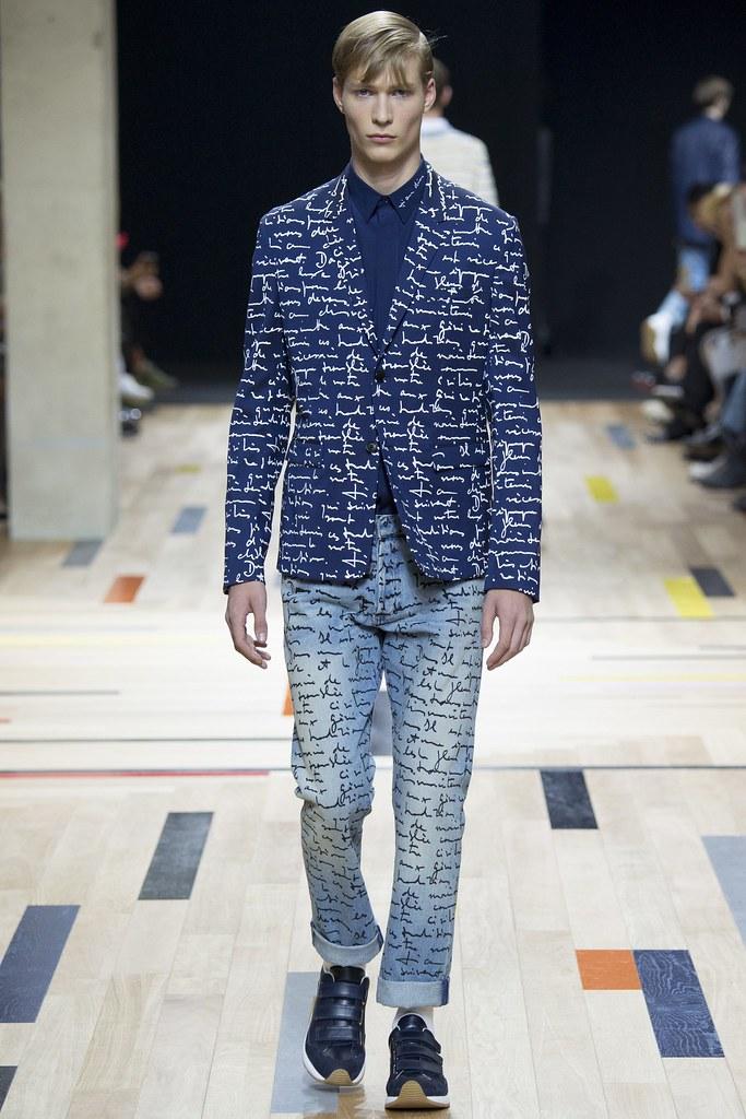SS15 Paris Dior Homme033_Sven de Vries(VOGUE)
